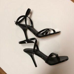Aldo Ankle Strap Heeled Open Toe Shoes